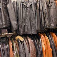 Покраска кожаной куртки – всё что нужно знать