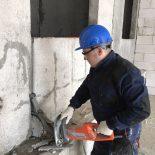 Демонтаж бетона Киев