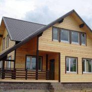 Стоимость строительства домов по канадской технологии
